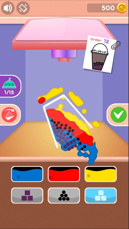 Bubble Tea - Color Mixer screenshot-3