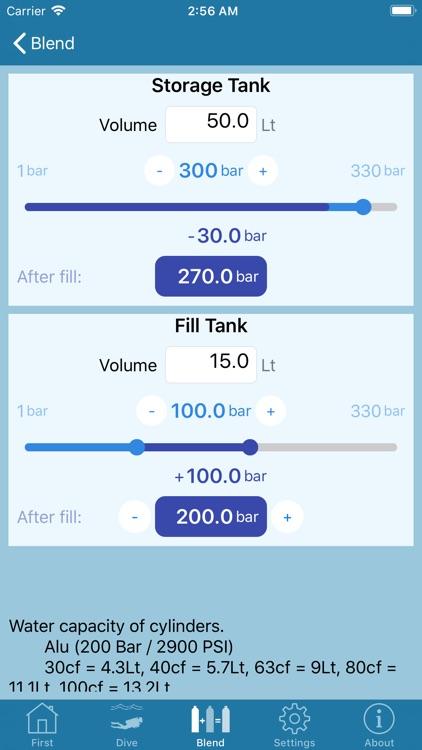 DiveSafe screenshot-7