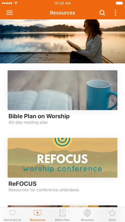 Next Level Worship App