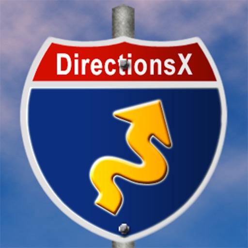 Navi DirectionsX