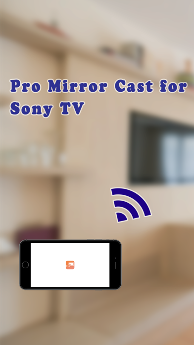 Pro Mirror Cast for Sony TV-0