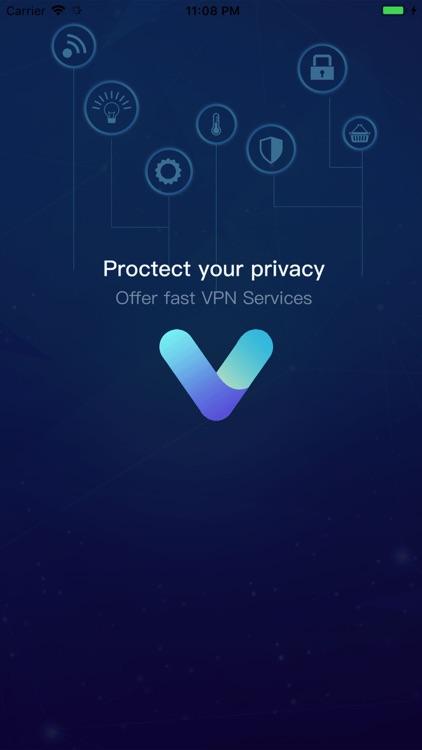 VPN Blue-Hotspot Unlimited VPN