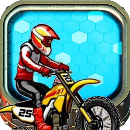 motorbike race game