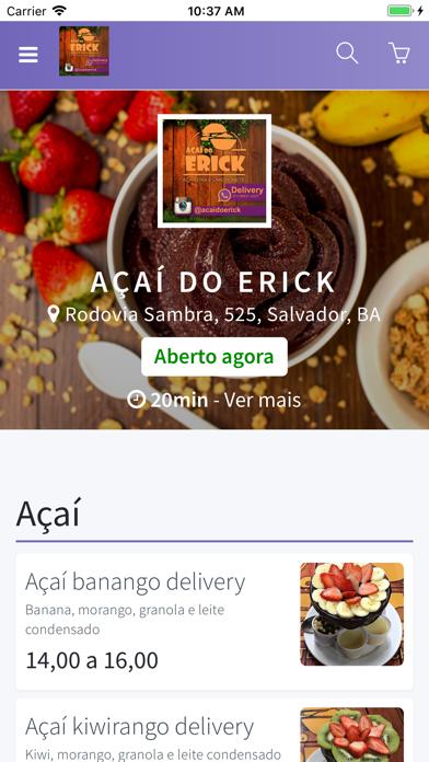 点击获取Açai Do Erick