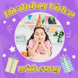 Birthday Video Maker.