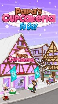 Papa's Cupcakeria To Go! iphone images