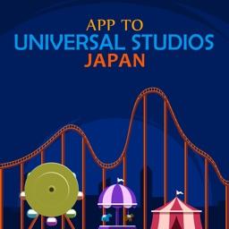 App to Universal Studios Japan