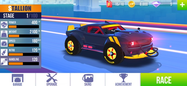 Sup Multiplayer Racing On The App Store