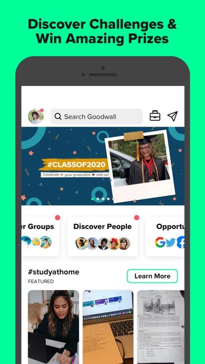 Goodwall - Student Community screenshot-0