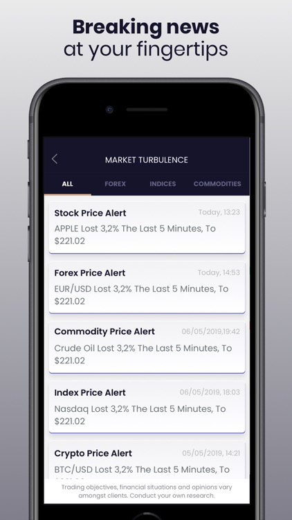 ForexTB: CFD Trading screenshot-4