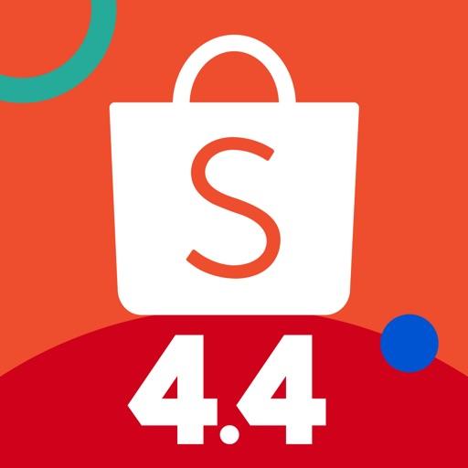 ShopeeMY 4.4 Mega Shopping Day
