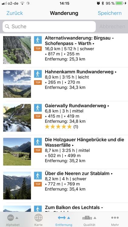 AbenteuerWege: Karten & Route