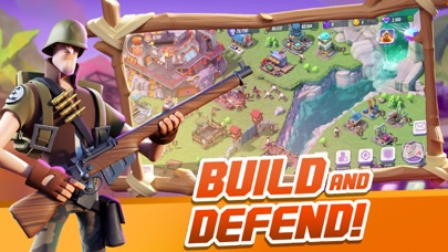 Hardhead Squad: MMO War Screenshot
