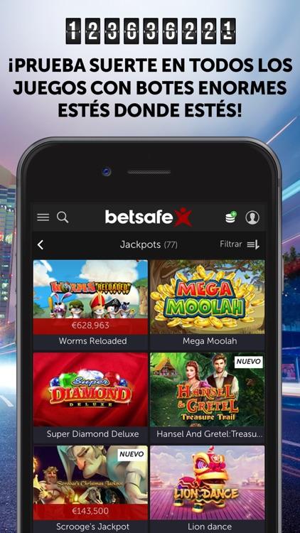 Betsafe apuestas y casino