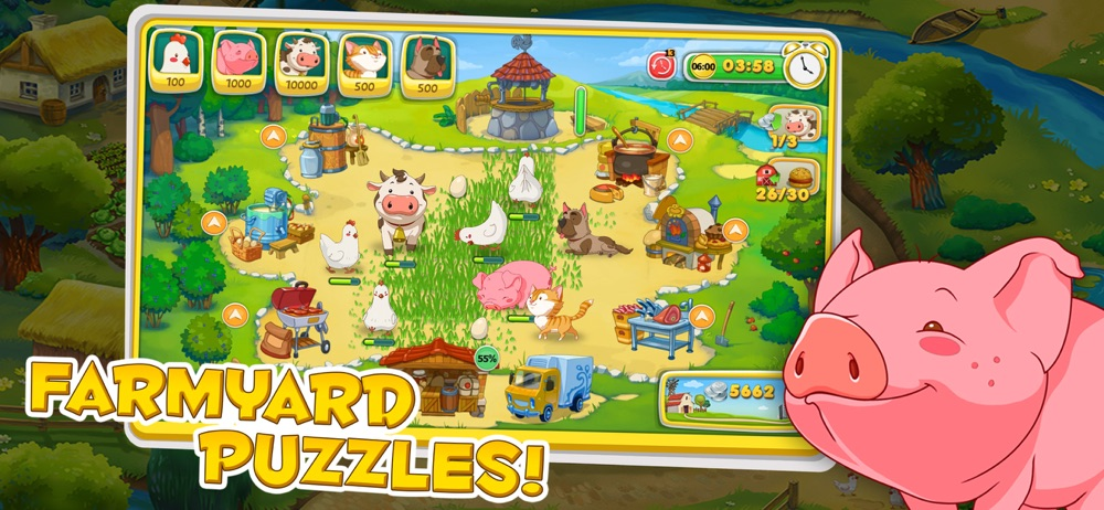 Jolly Days Farm Time Manager Cheat Codes