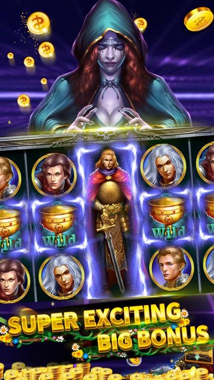 Casino Slots-Golde Casino Game screenshot-4
