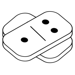 Mexican Train Double Dominoes