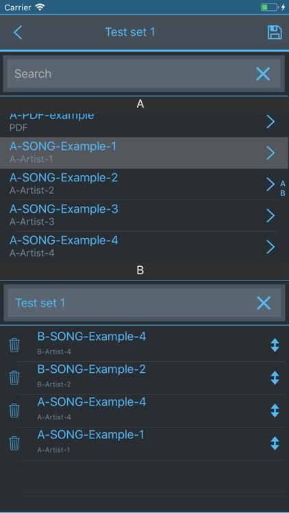 Song TextBook (Little) screenshot-4
