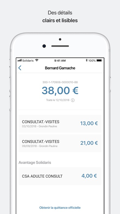 Carte Europeenne Assurance Maladie Solidaris.Telecharger Solidaris Pour Iphone Ipad Sur L App Store Forme Et