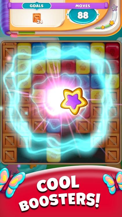 Cartoon Crush Pop Block Puzzle screenshot-3