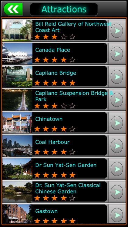 Vancouver Offline Travel Guide screenshot-2