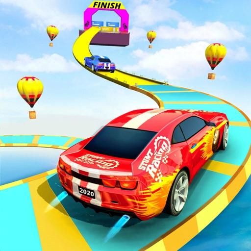 Furious Car Stunts Racing Game