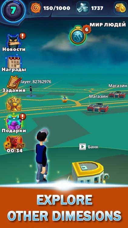 World of Monsters: Legend screenshot-3