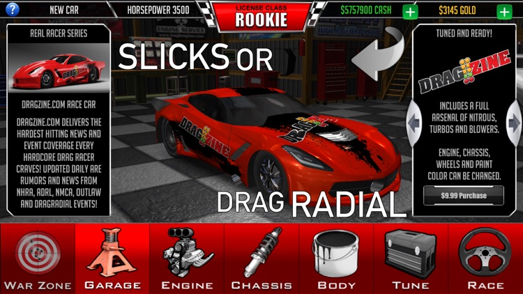 Door Slammers 2 Drag Racing screenshot-7