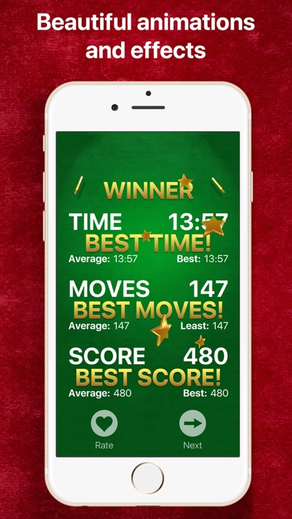 Super Solitaire – Card Game screenshot-4