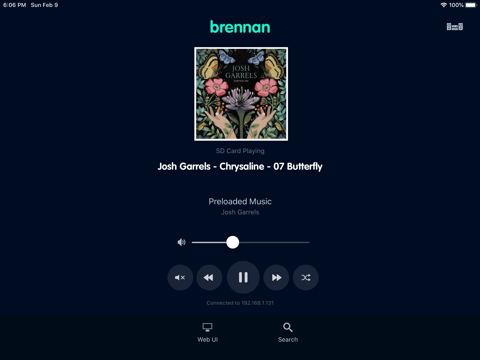 Brennan - náhled