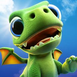 Ícone do app AR Dragon