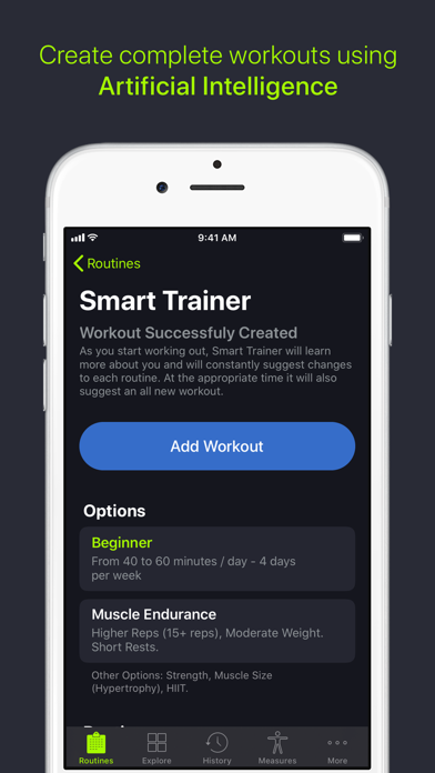 SmartGym: Gym & Home Workoutsのおすすめ画像2
