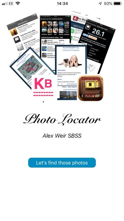 Photo Locator