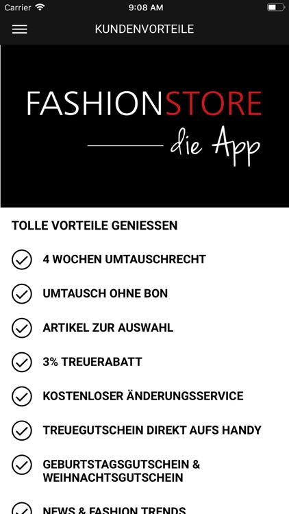 Fashion Store App screenshot-3