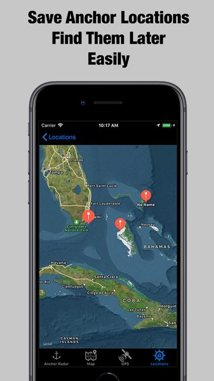 SafeAnchor.Net Anchor Alarm screenshot-6