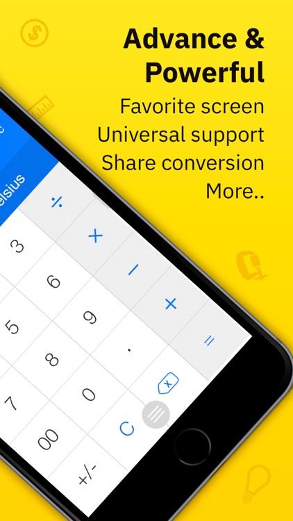 Conversion Calculator Units