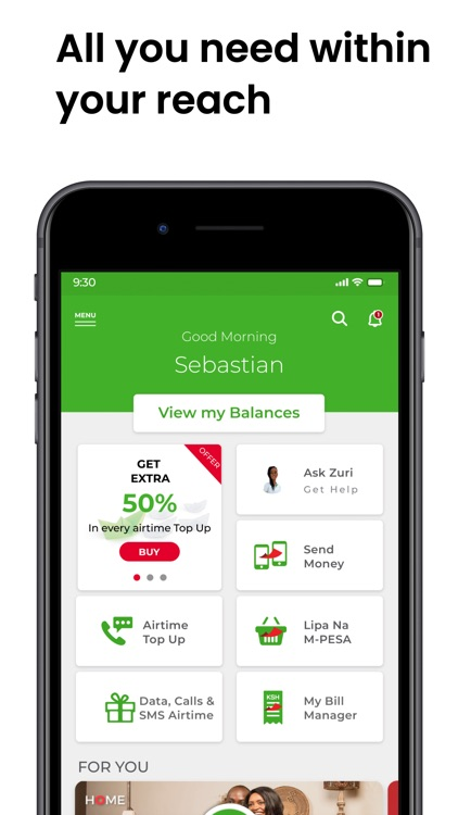 MySafaricom App