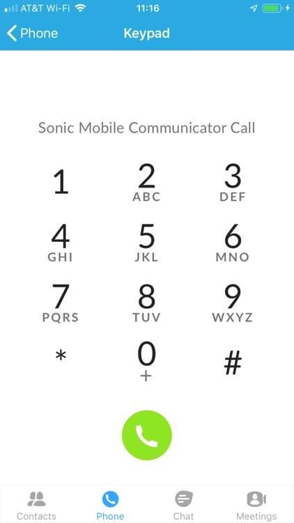 Sonic Mobile Communicator