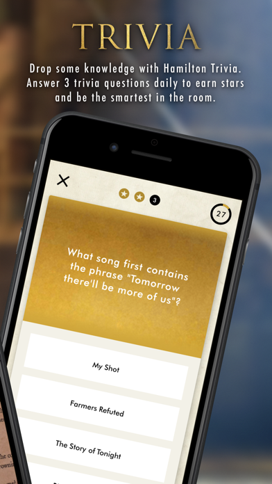 messages.download Hamilton - The Official App software