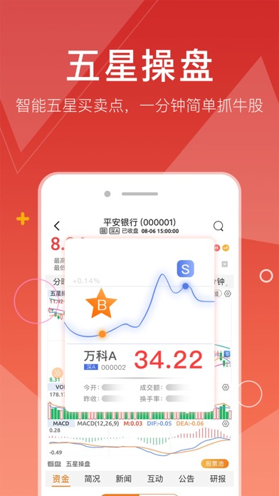 优投顾-股票投资开户理财软件 screenshot two