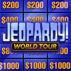 Jeopardy! Trivia Quiz Game