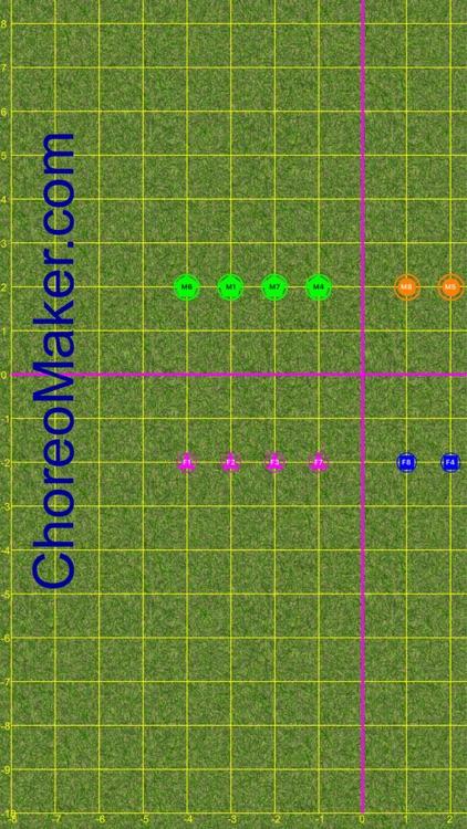 ChoreoMaker screenshot-5