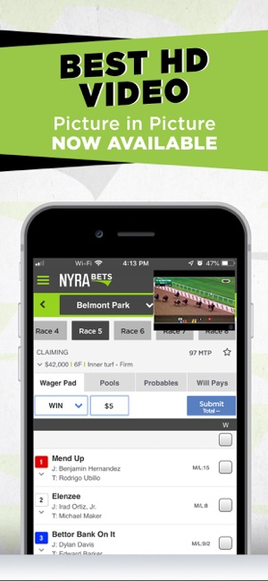 Pari mutuel betting app for iphone daily sports betting lines