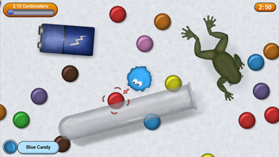 Screenshot from Tasty Planet: Back for Seconds