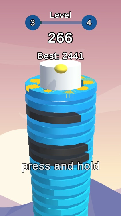 Stack Fall screenshot-8
