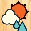 AppBank Inc. - おてがる天気 アートワーク