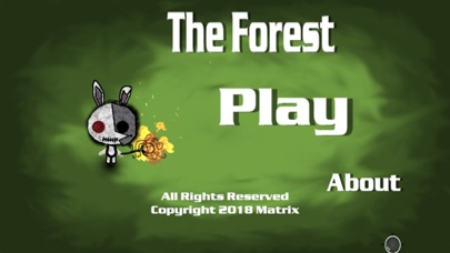 The Forest: SciFi Shooter Game screenshot #1