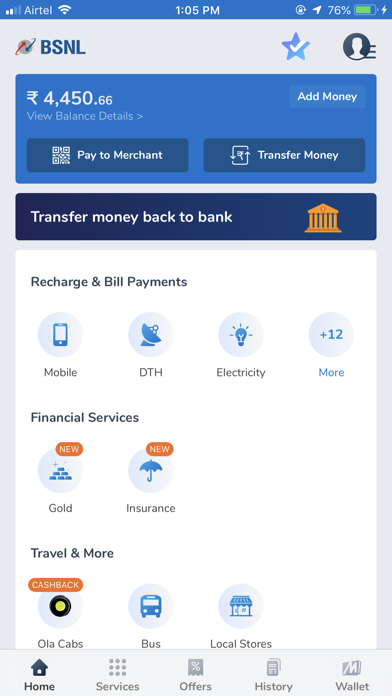 Top 10 Apps like MobiKwik - Recharge & Bill Pay in 2019 for iPhone