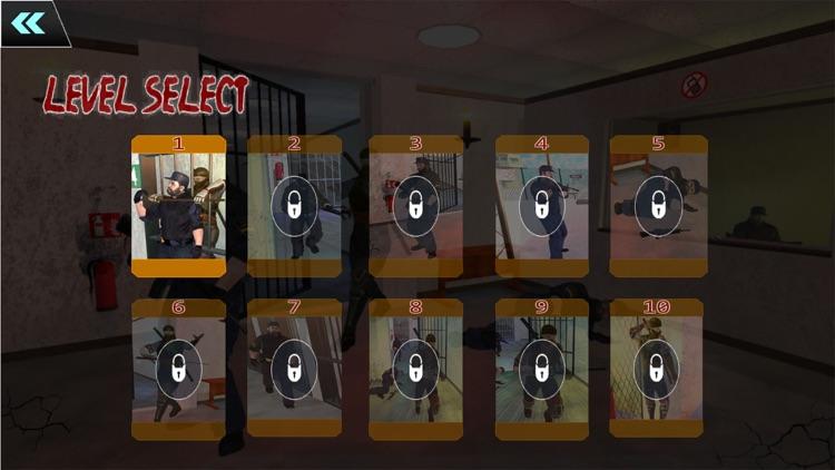 Ninja Rope Hero Prison Wayout