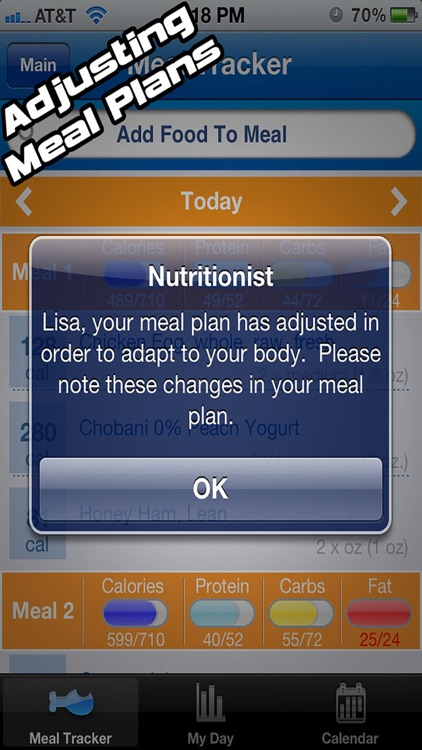 Nutritionist Plus screenshot-2
